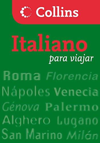 9788425343766: Italiano para viajar (Español - Italiano)