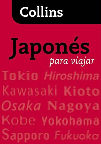 9788425343803: Japonés para viajar