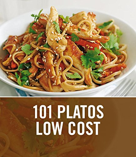 9788425346002: 101 Platos low cost / 101 Budget Dishes (Spanish Edition)
