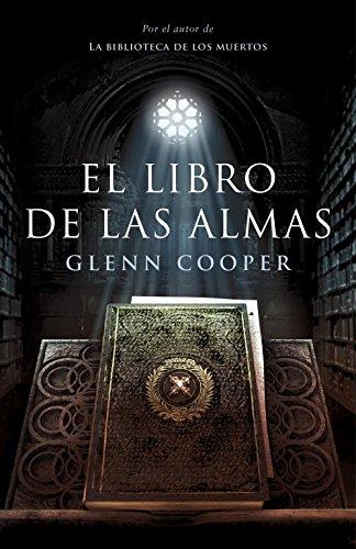 9788425346088: El libro de las almas (La biblioteca de los muertos 2) (Novela de intriga)