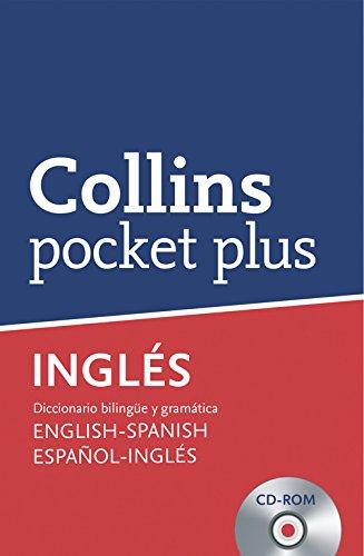 9788425346668: Diccionario Pocket Plus Inglés (Pocket Plus): Diccionario bilingüe y gramática Español-Inglés | English-Spanish (incluye CD)