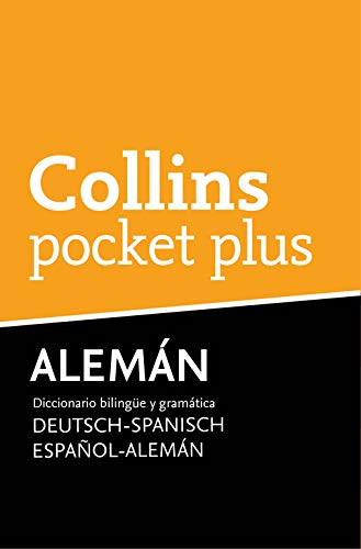 9788425346682: Diccionario Pocket Plus Alemán (Pocket Plus): Diccionario bilingüe y gramática Español-Alemán | Deutsch-Spanisch