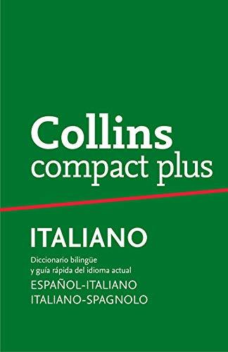 9788425346743: Diccionario Compact Plus Italiano (Compact Plus): Diccionario bilingüe y gramática Español-Italiano | Italiano-Spagnolo (Spanish Edition)
