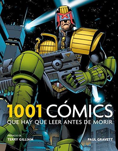 9788425347702: 1001 cómics que hay que leer antes de morir / 1001 Comics You Must Have Read Before You Die (Spanish Edition)