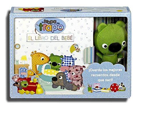 9788425348150: La caja del libro del Bebé con muñeco