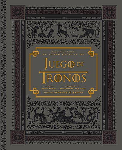 9788425348198: Juego de tronos: Tras las cámaras de HBO. El libro oficial de (Exitos (grijalbo))