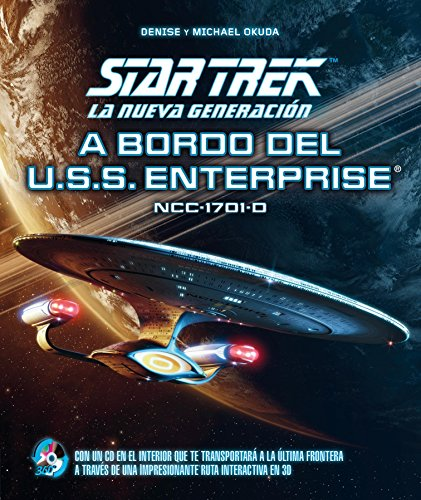9788425349775: Star Trek: la nueva generación: a bordo del U.S.S.Enterprise