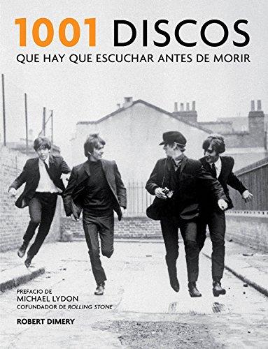 9788425350887: 1001 discos que hay que escuchar antes de morir / 1001 Albums You Must Hear Before You Die (Spanish Edition)