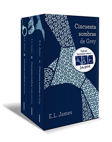 9788425351501: Trilogía Cincuenta Sombras: Cincuenta Sombras De Grey. Cincuenta Sombras Más Oscuras. Cincuenta Sombras Liberadas (Pack de verano 2013) (FICCION)