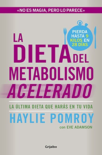 9788425351655: La dieta del metabolismo acelerado