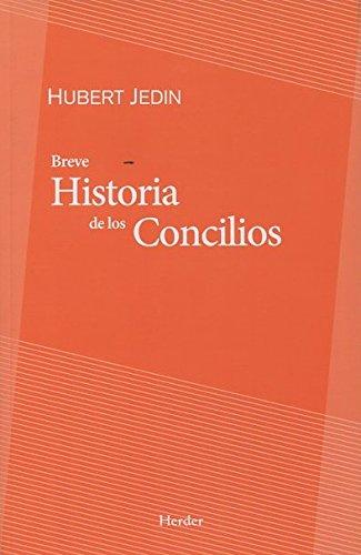 9788425402029: Breve Historia De Los Concilios