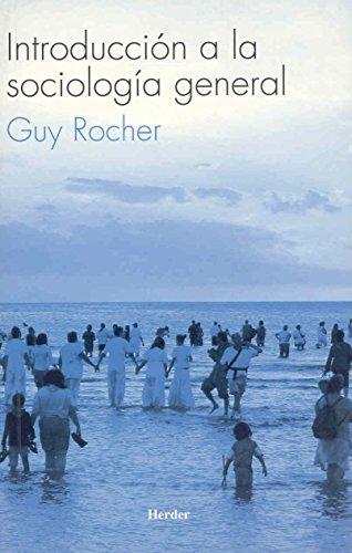 9788425405846: Introducción a la sociología general