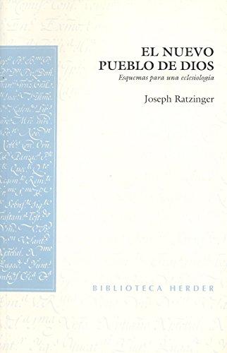 9788425405884: El nuevo pueblo de Dios: esquemas para una eclesiologia (Spanish Edition)