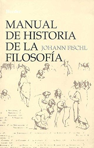 9788425409042: Manual de historia de la filosofia (Spanish Edition)