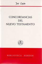 9788425410192: Concordancias del Nuevo Testamento (Biblioteca Herder ; v. 135 : Sección de sagrada escritura) (Spanish Edition)