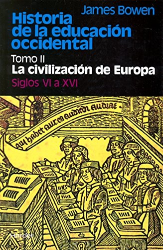 9788425410574: Historia de la educacion occidental, Vol. 2 (Spanish Edition)