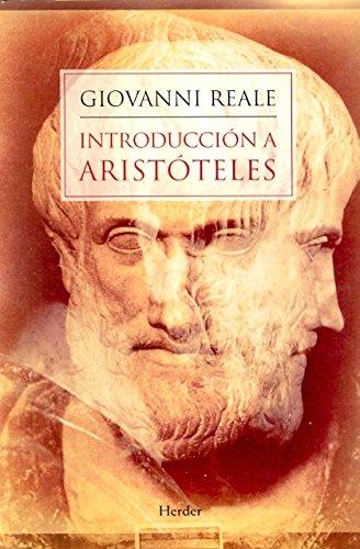 9788425414886: Introducción a Aristóteles (Biblioteca Filosofia)