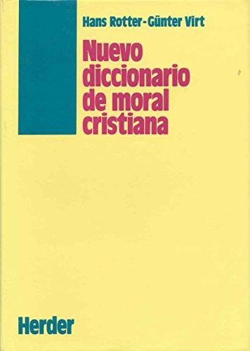 9788425418273: Nuevo diccionario de moral cristiana