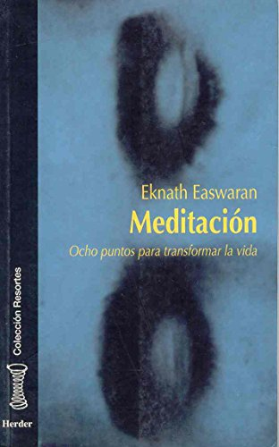 9788425418839: Meditacion (Spanish Edition)