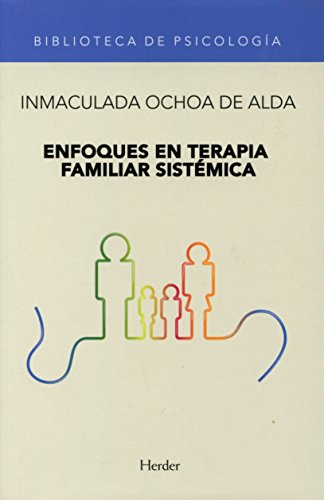 9788425418914: Enfoques en terapia familiar sistémica (Biblioteca Psicologia)
