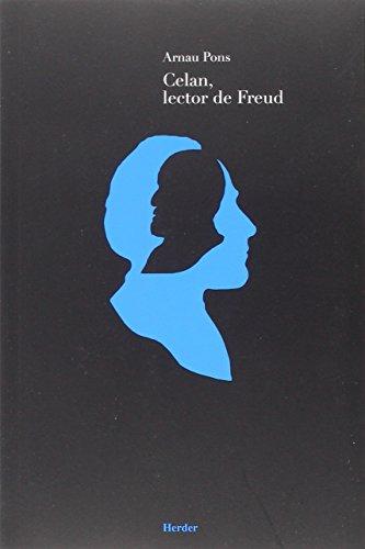 9788425419119: Celan, lector de Freud