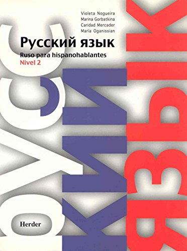 9788425421853: Ruso curso 2 (Spanish Edition)