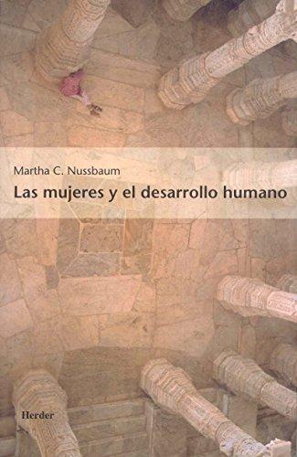 9788425421860: Las mujeres y el desarrollo humano: El enfoque de las capacidades