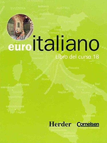 Euro italiano - Libro del curso 1B: VV.AA
