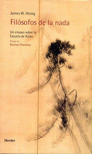 9788425422164: Filosofos de La NADA (Spanish Edition)
