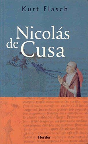 9788425422614: Nicolás de Cusa