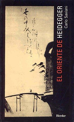 9788425423147: Oriente de Heidegger