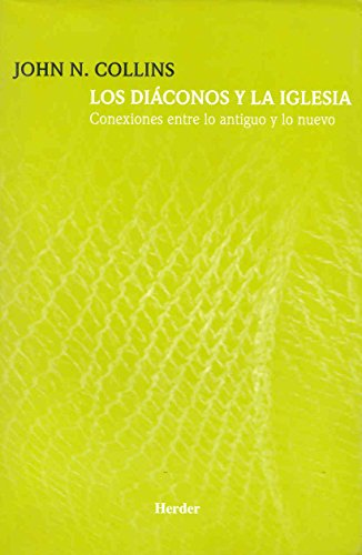 9788425423352: Los Diaconos y la iglesia (Spanish Edition)