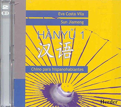 9788425423680: Hànyu 1. Audio-CD