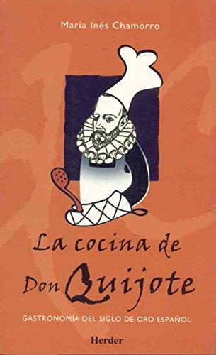9788425424205: Cocina de don quijote, la