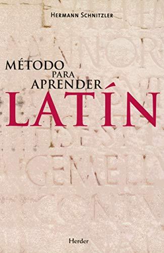 9788425425523: Metodo para aprender latin (nw) (Spanish Edition)