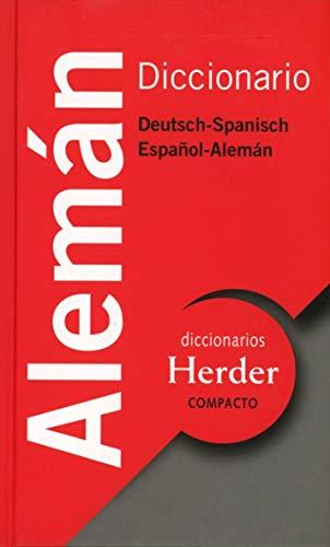Diccionario compacto alemán : [deutsch-spanisch, español-alemán]. Diccionarios: Haensch, Günther: