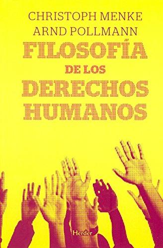 9788425426018: Filosofia de los derechos humanos