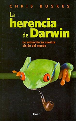 9788425426216: La herencia de Darwin: La evolución en nuestra visión del mundo