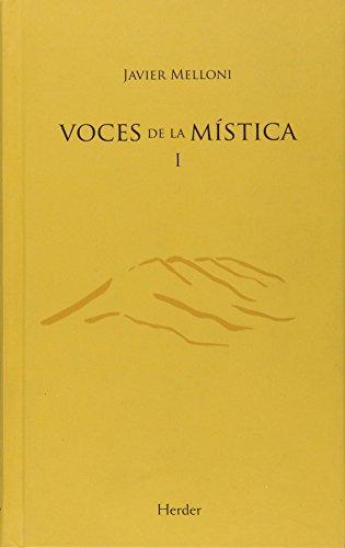 9788425426568: Voces de la mística I. Invitación a la contemplación