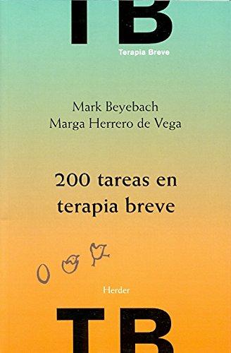 200 Tareas en terapia breve: Mark; Herrero de