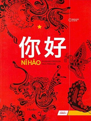 9788425426803: Ni Hao. Libro de curso 1