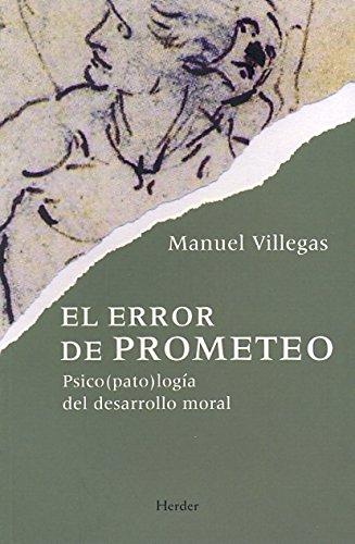 9788425427633: ERROR DE PROMETEO, EL: PSICO(PATO)LOGIA