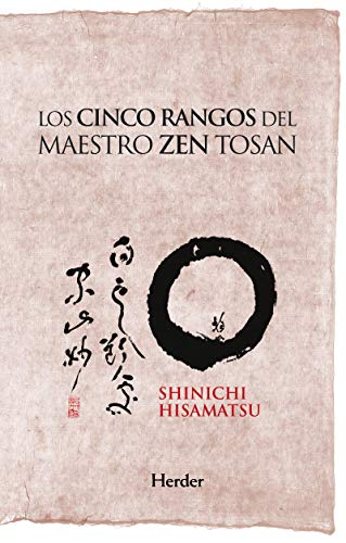 9788425427961: Los cinco rangos del maestro Zen Tosan