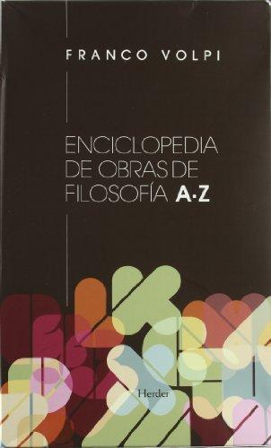 9788425429248: Enciclopedia de obras de filosofía: 3