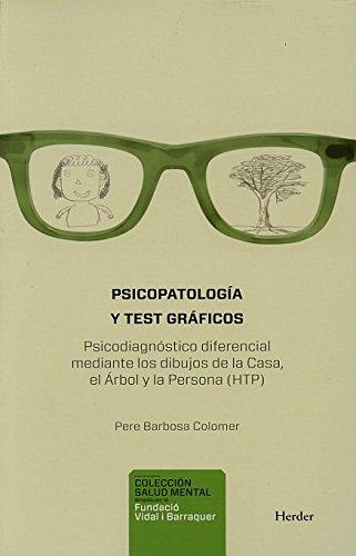 9788425430824: Psicopatología y test gráficos