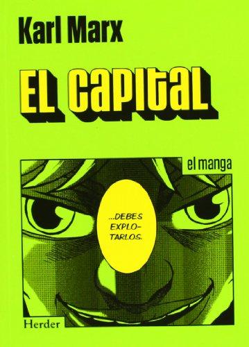 9788425431333: CAPITAL, EL MANGA