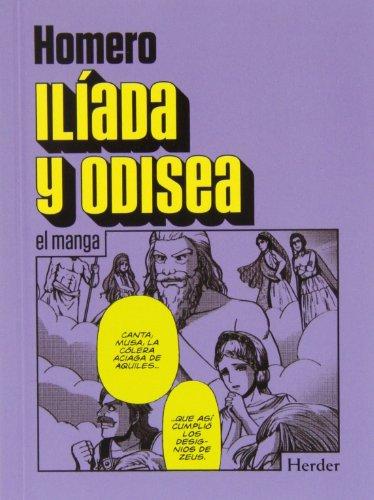 Ilíada y Odisea: HOMERO