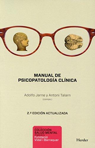 9788425433276: Manual de psicopatología clínica