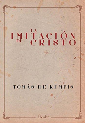 9788425437182: IMITACION DE CRISTO,LA