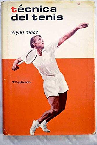 9788425501227: Técnica del tenis